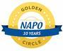NAPO Golden Circle logo